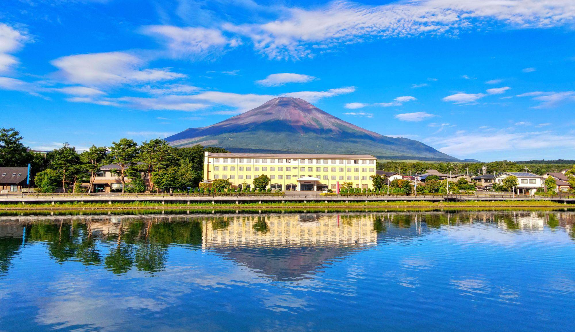 山中湖富士松温泉 富士松園ホテル...