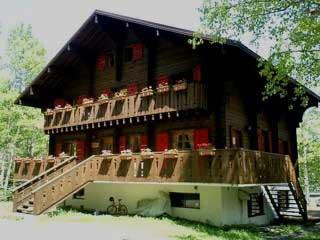 ホテルガルニ・ローリーホフの外観