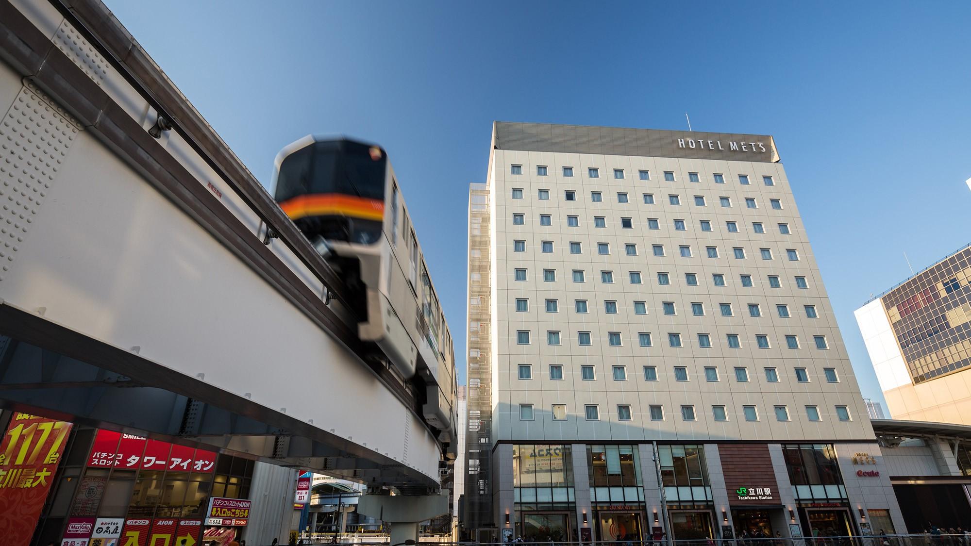 ホテルメッツ立川 東京<JR東日本ホテルズ>...