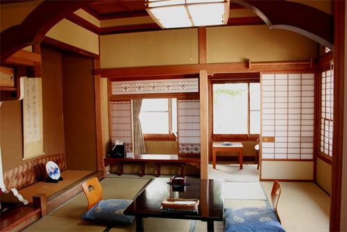 野沢温泉 桐屋旅館 画像