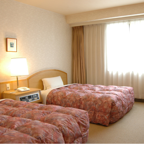 桑名グリーンホテル<桑名駅前>の客室の写真