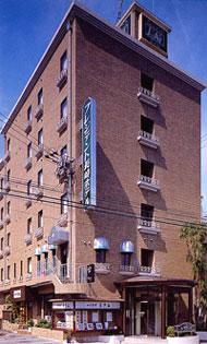 プレジデント長崎ホテルの外観