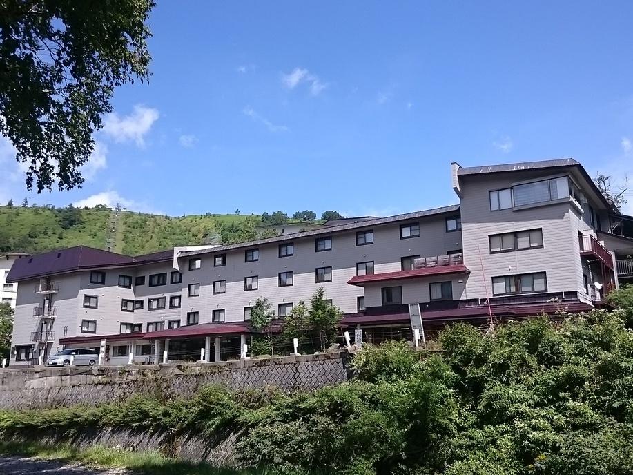志賀高原 ホテル一望閣 その1