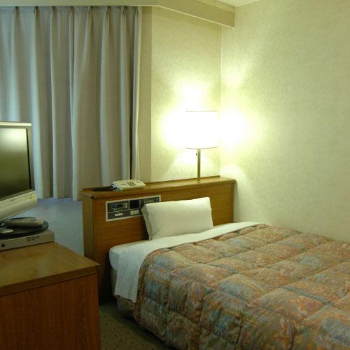名張シティホテルの客室の写真