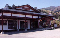 猿ヶ京温泉 ホテル生京園の外観