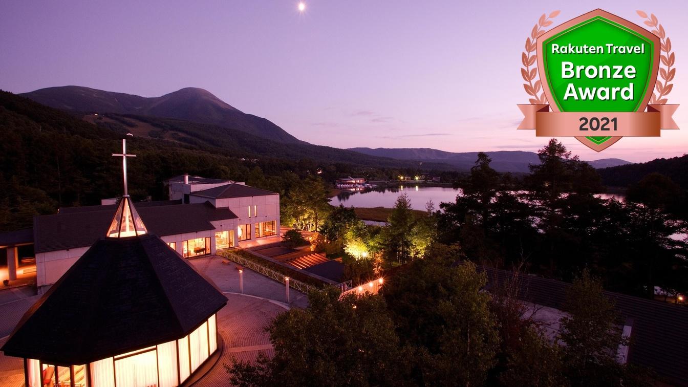 長野の避暑地でおすすめのホテル・宿で、夏休みの家族旅行に人気なのはどこですか?