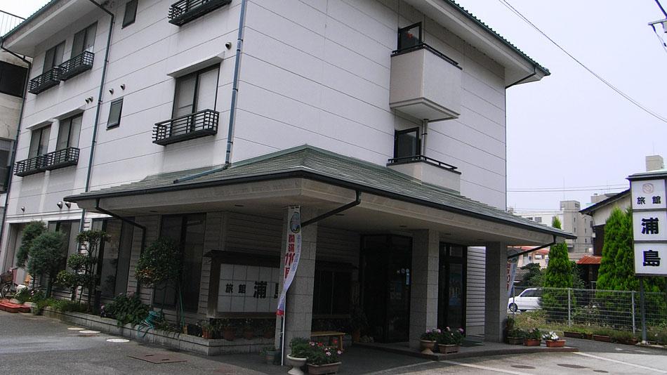 旅館 浦島<鳥取県> その1