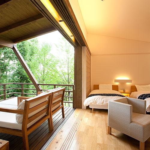 玉名温泉 全室源泉かけ流しのお宿 里山リゾート さつき別荘 画像