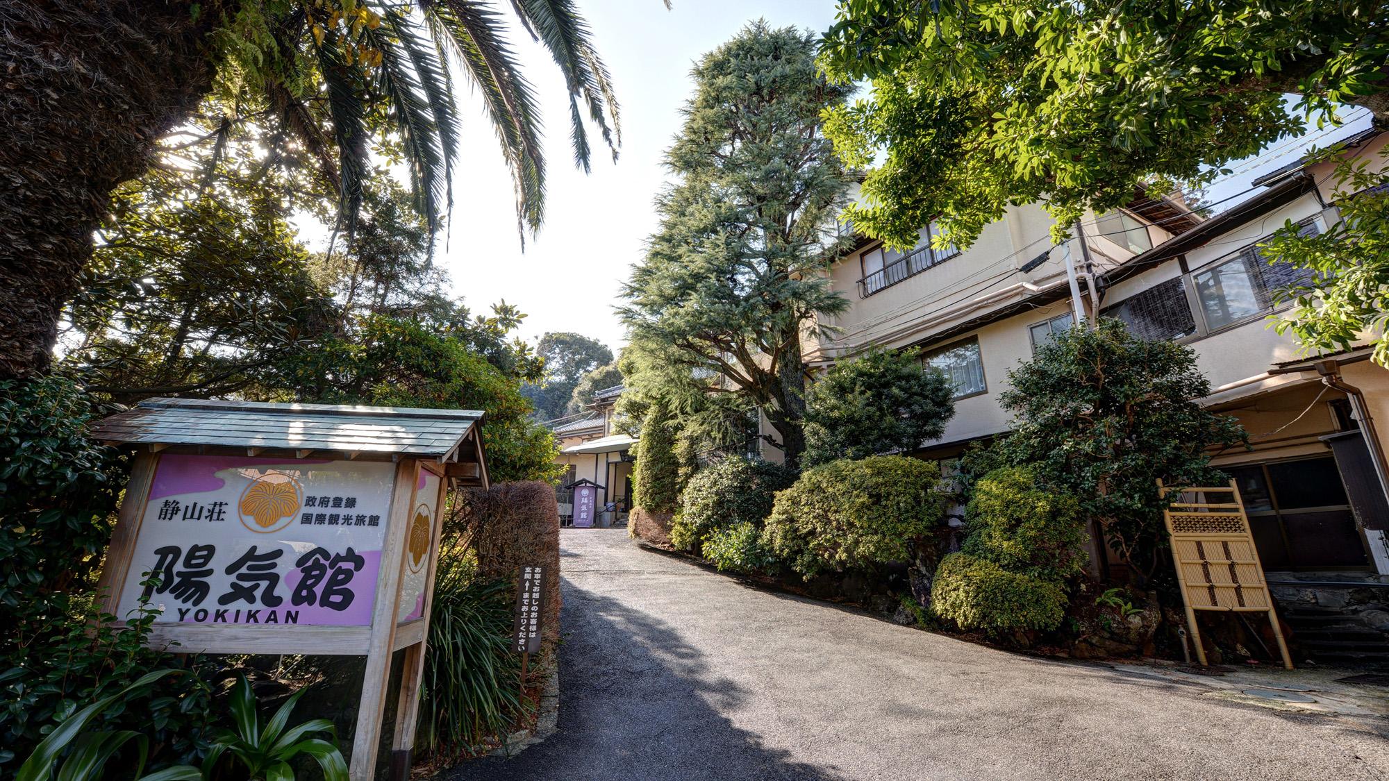 伊東温泉にシニアがのんびり過ごせる昔ながらの旅館はありますか?