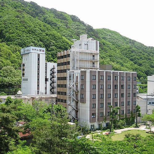 水上ホテル聚楽(農協観光提供)