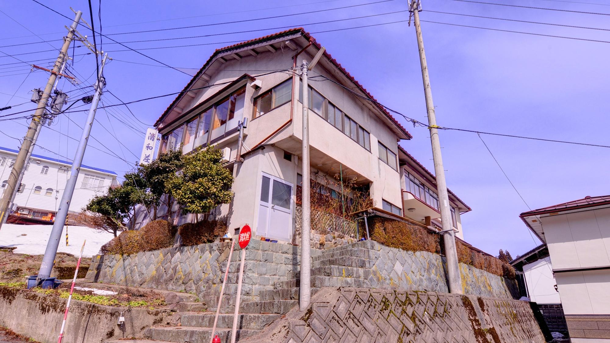 東鉢伏高原 清和荘