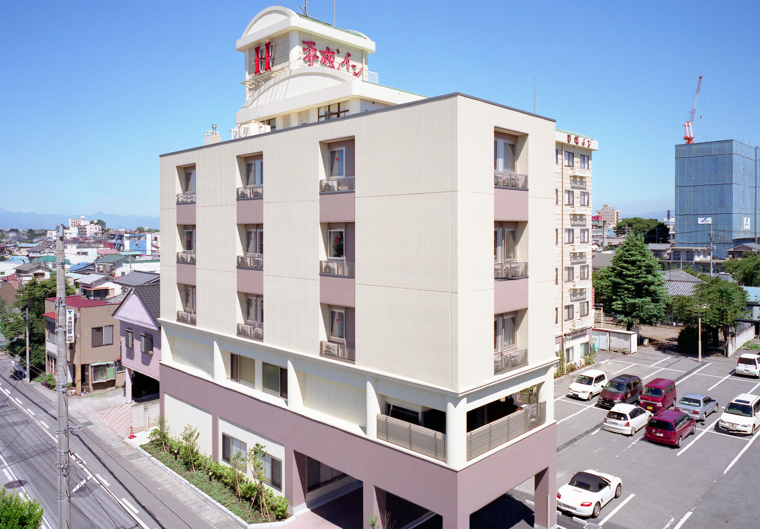 ビジネスホテル伊勢崎平成イン