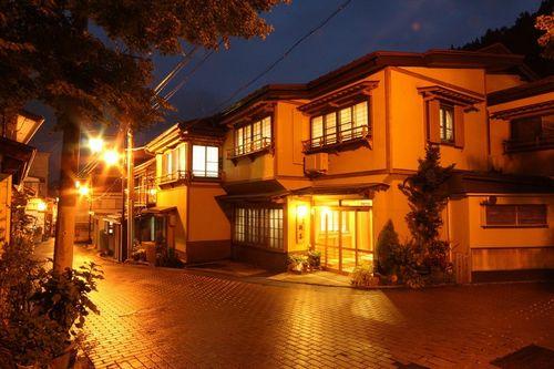 渋温泉 政喜旅館