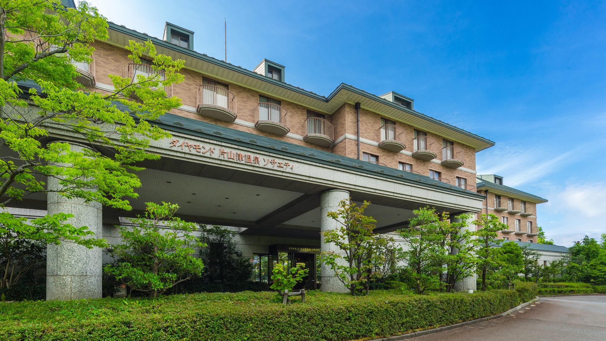 片山津温泉でゴルフパックがある温泉宿