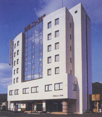 ホテルニューうすきの施設画像