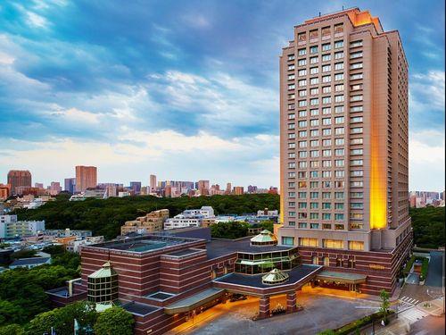 ウェスティンホテル東京...