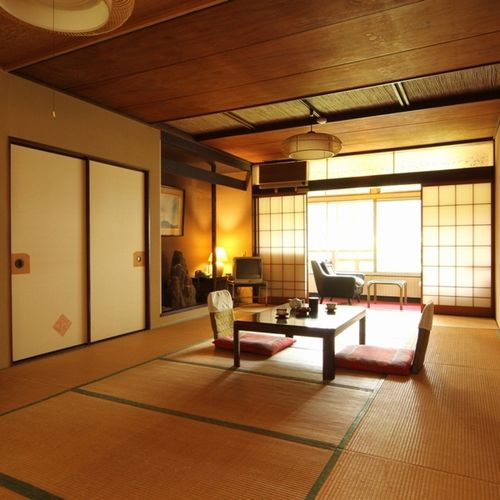 湯田中温泉 部屋食でまったりかけ流しの宿 安代館 画像