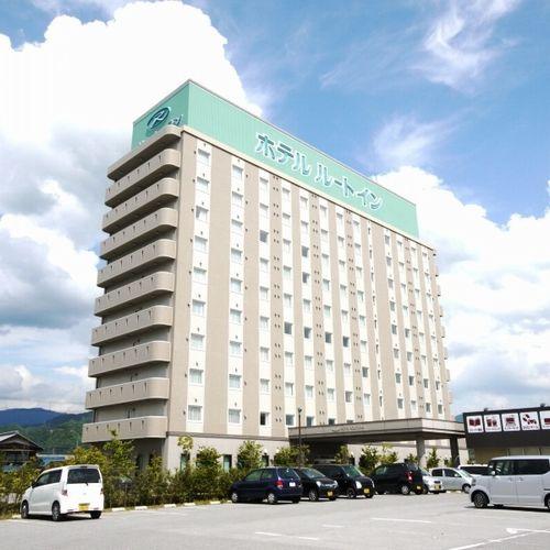 ホテル ルートイン彦根 その1