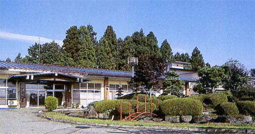 黒磯青木温泉 真島旅館の外観