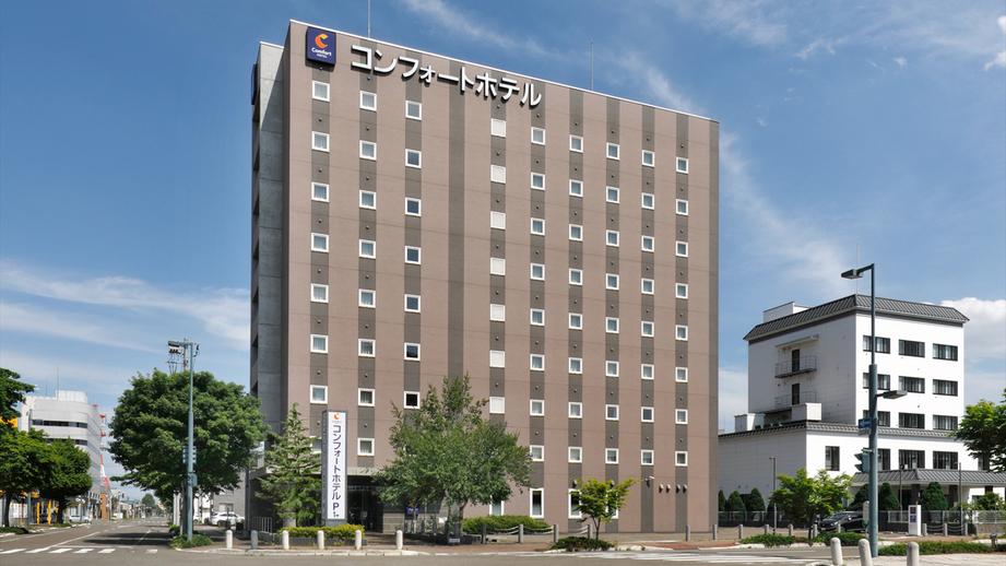 コンフォートホテル帯広...