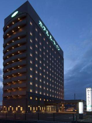 虎杖浜天然温泉 ホテル ルートイン東室蘭駅前...