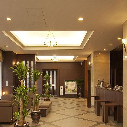 虎杖浜天然温泉 ホテル ルートイン東室蘭駅前 画像