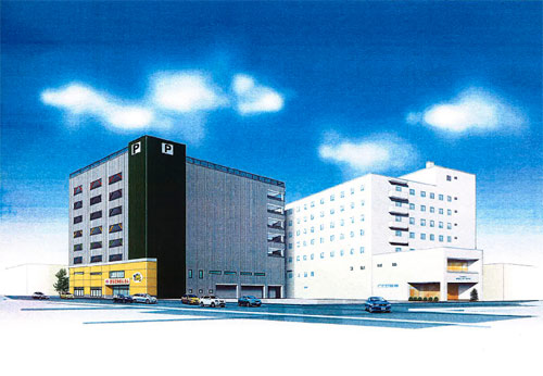 まちなか温泉 青森センターホテル...