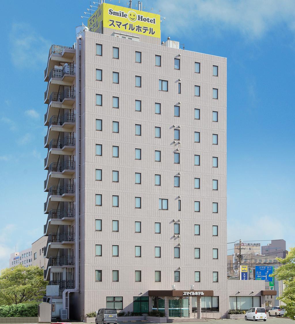 スマイルホテル福岡大川(旧セントラルホテル大川)...