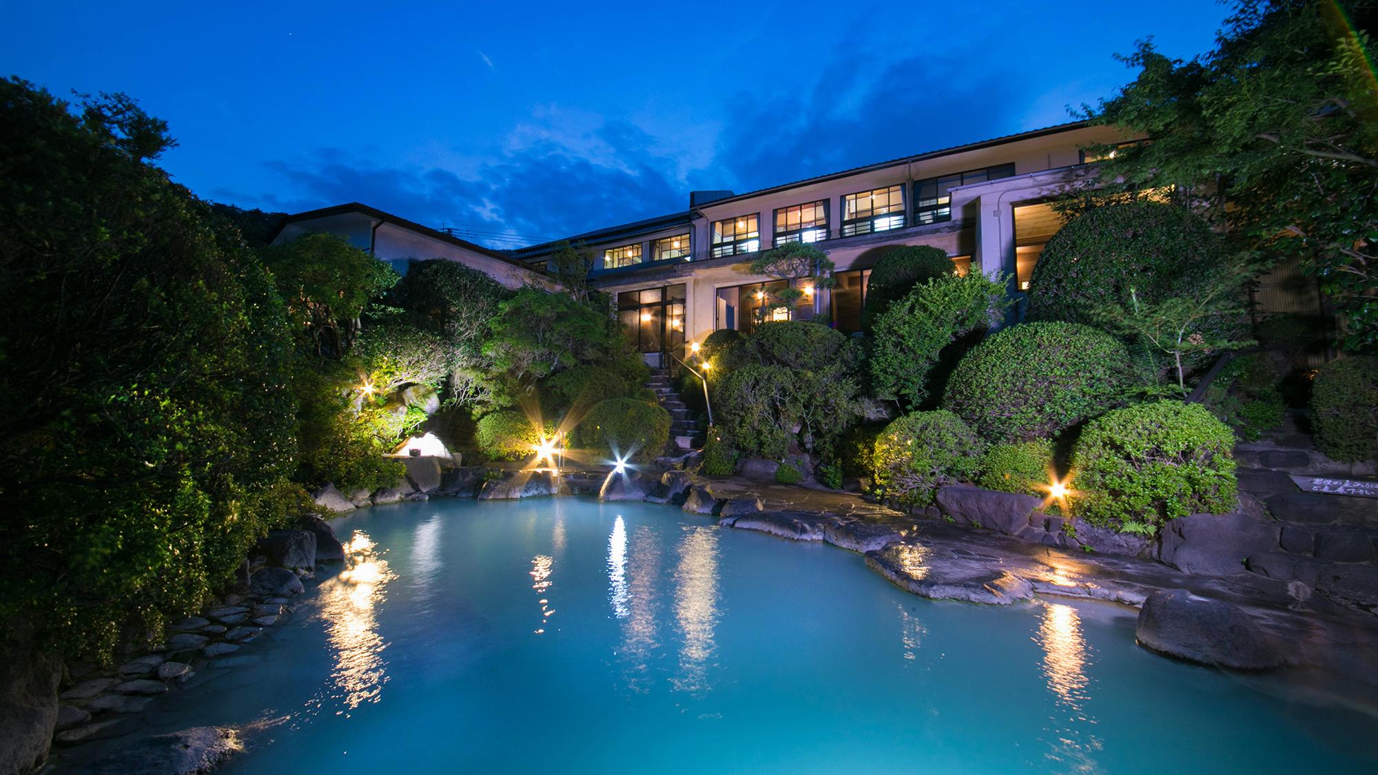 別府温泉で疲労回復効果のある泉質が良い温泉旅館を教えてください!