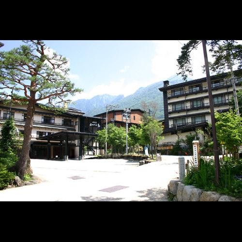 スキーで平湯温泉へ行って、マッサージが受けれる宿ってどこかある?