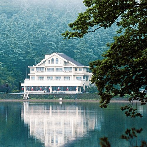 【はるな湖の隠れ家】オーベルジュ・セゾンドはるなの外観