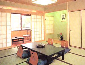 奈良白鹿荘の部屋画像