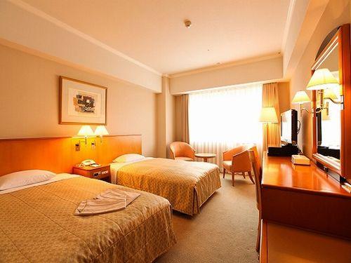 JRホテルクレメント宇和島の客室の写真