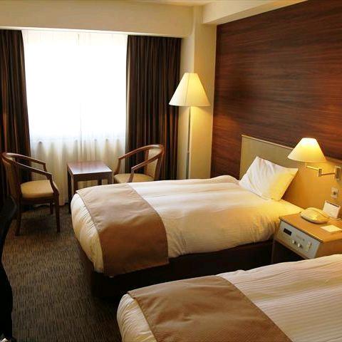 南千里クリスタルホテル の部屋