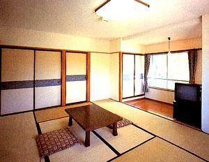 客室例:和室 Japanese type