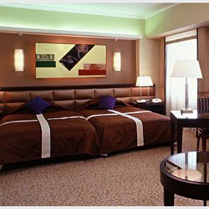 金沢ニューグランドホテルプレステージの客室の写真
