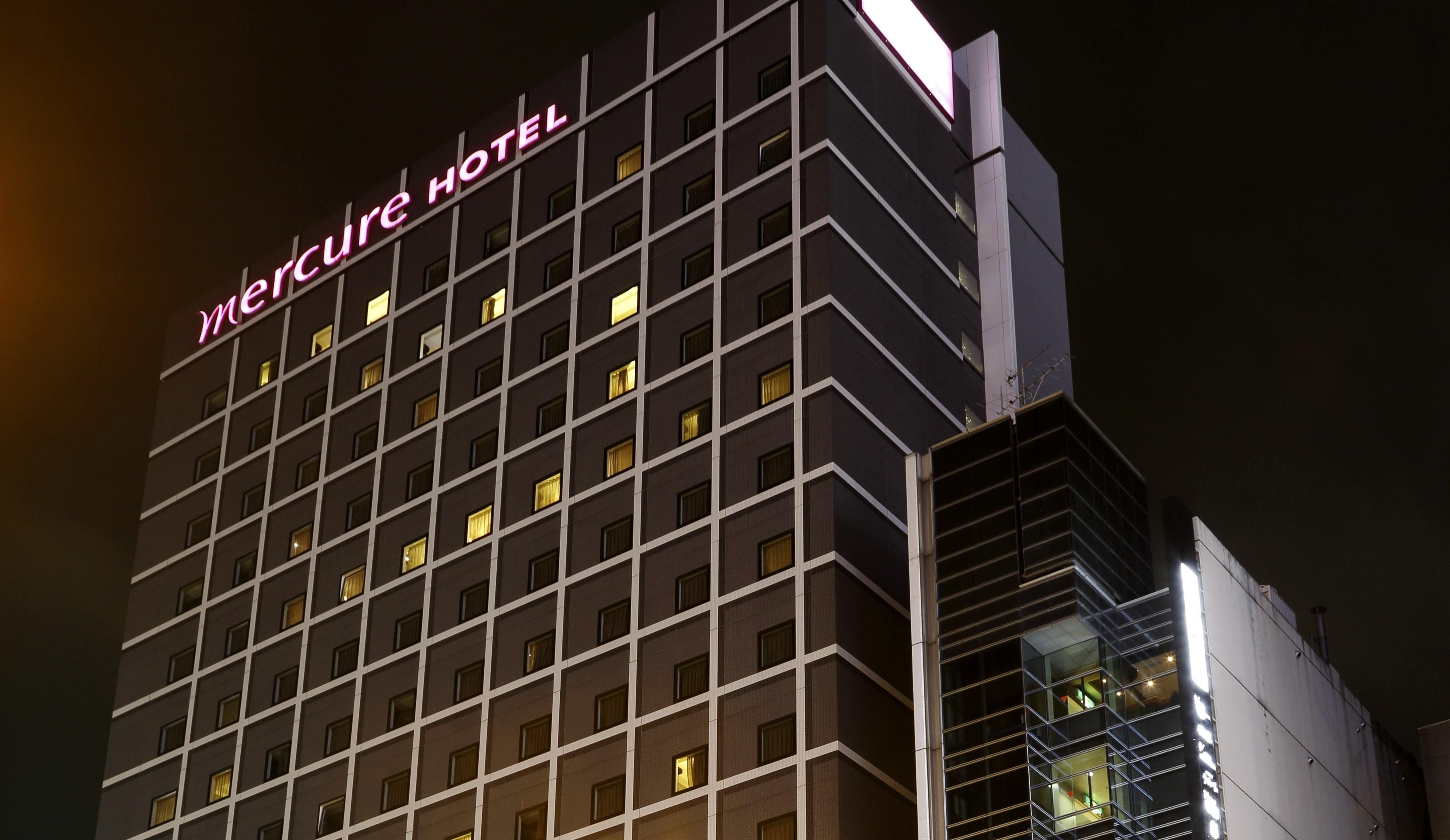 メルキュールホテル札幌...