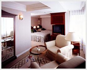 金沢ニューグランドホテルプレミア(旧:金沢ニューグランドアネックス)の客室の写真