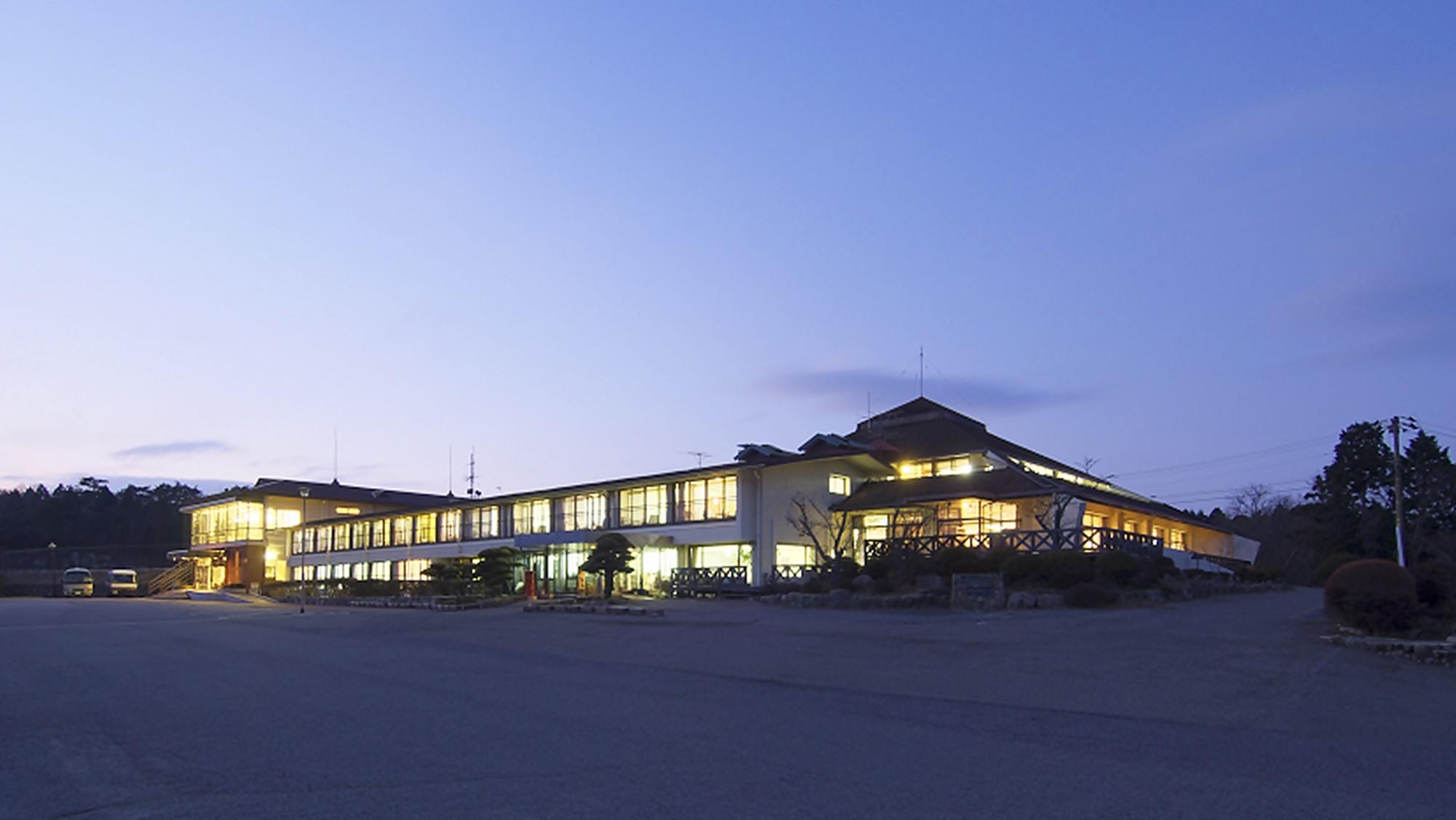 国民宿舎野呂高原ロッジの施設画像