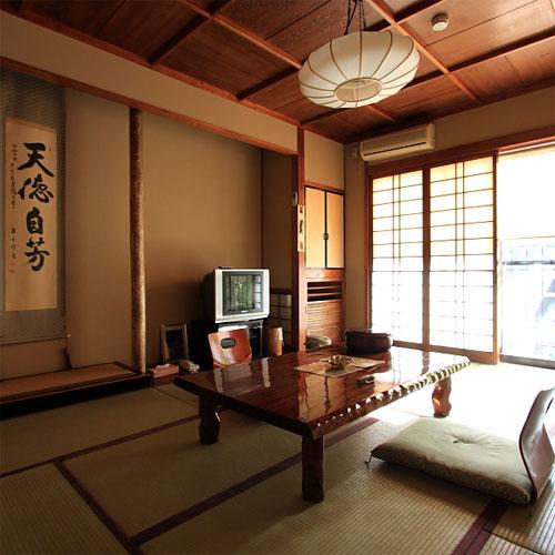 筋湯温泉 旅館 清風荘 画像