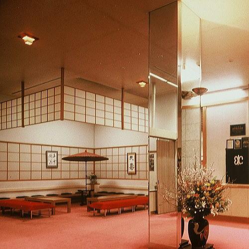 湯田温泉峡 湯本温泉 ホテル対滝閣(たいりゅうかく) 画像