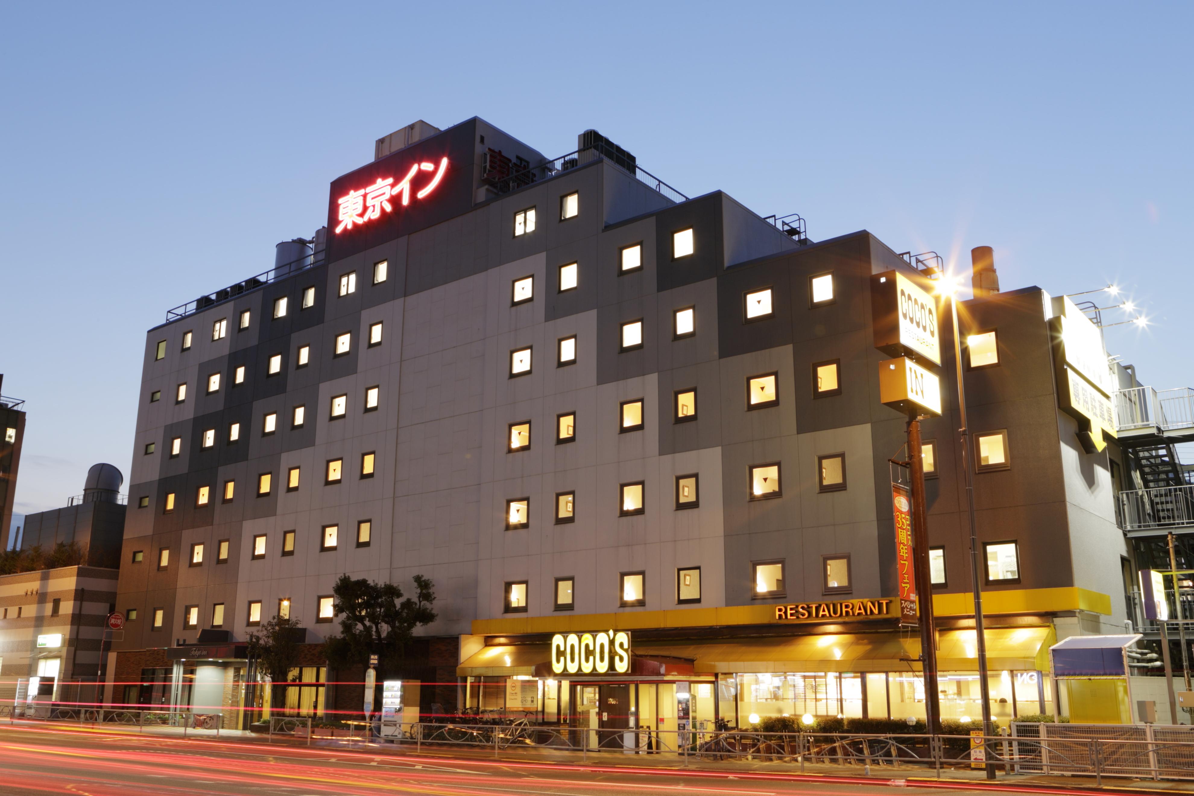祭の日 東京イン