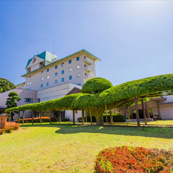ホテル グリーンヒル<鹿児島県>...