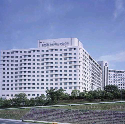 成田エクセルホテル東急 本館(農協観光提供)