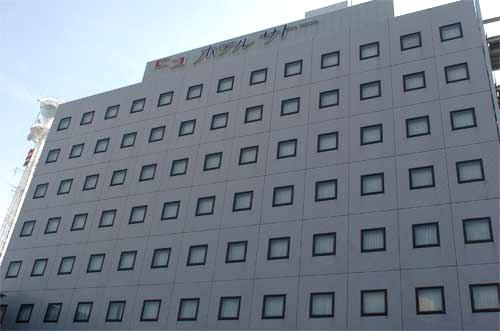 ホテルサトー水戸(農協観光提供)