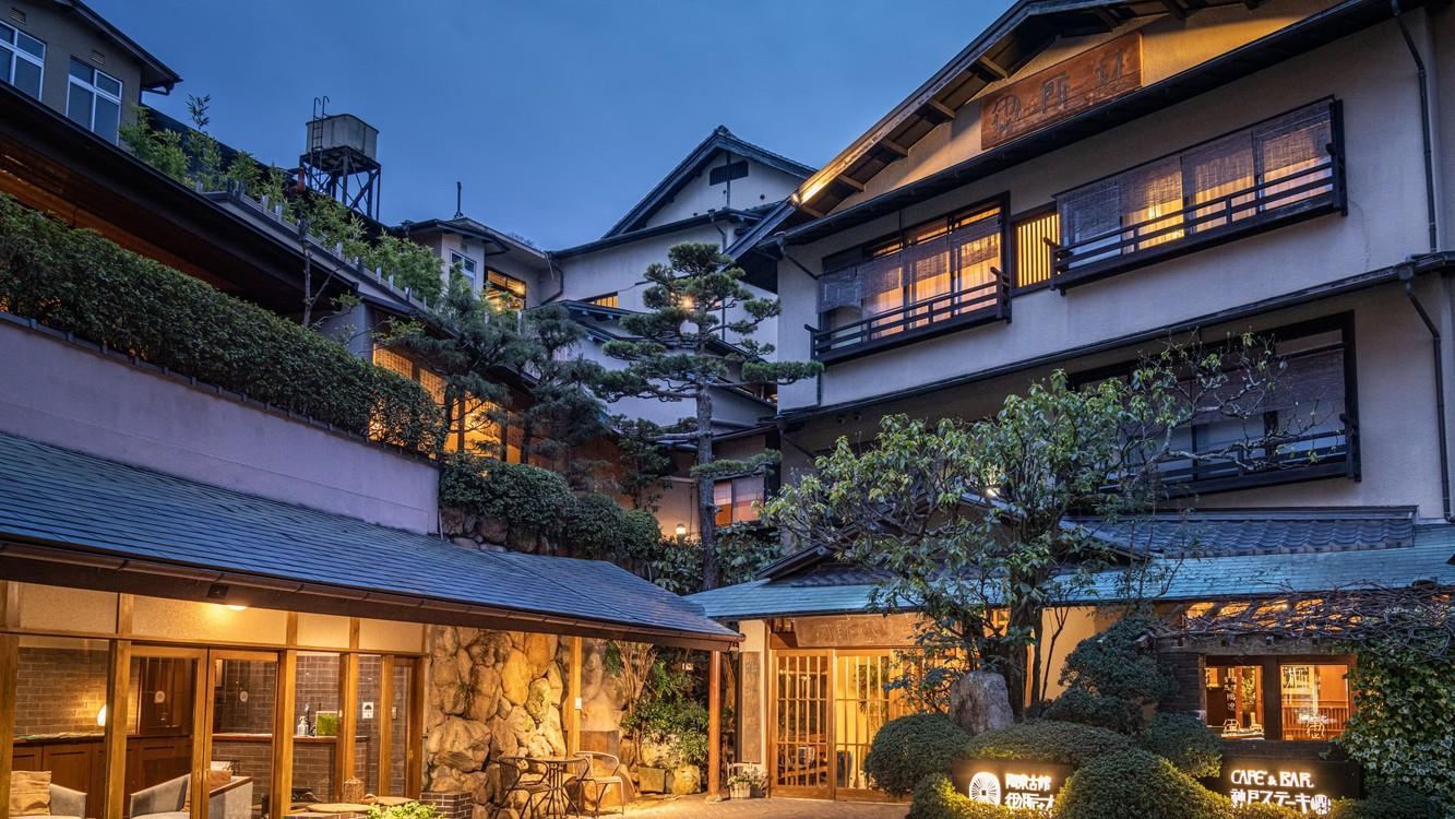 有馬温泉で大学生でも友達と気軽に泊まれるホテルを知りたい!