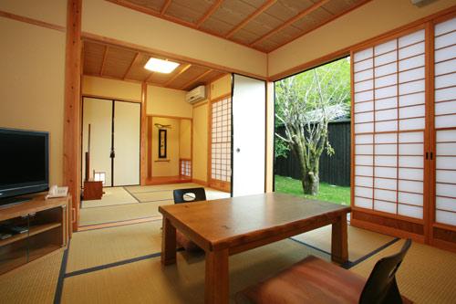 小田温泉 静寂な森の宿 山しのぶ 画像
