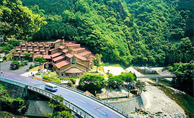 雙津峡(そうづきょう)温泉 錦パレス その1