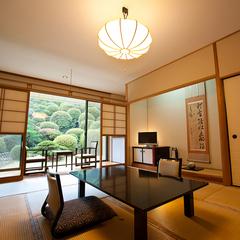 玉名温泉 1350坪の日本庭園の宿 尚玄山荘 画像