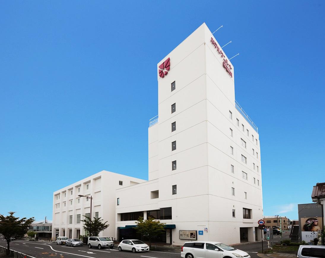 ホテルサンルート須賀川